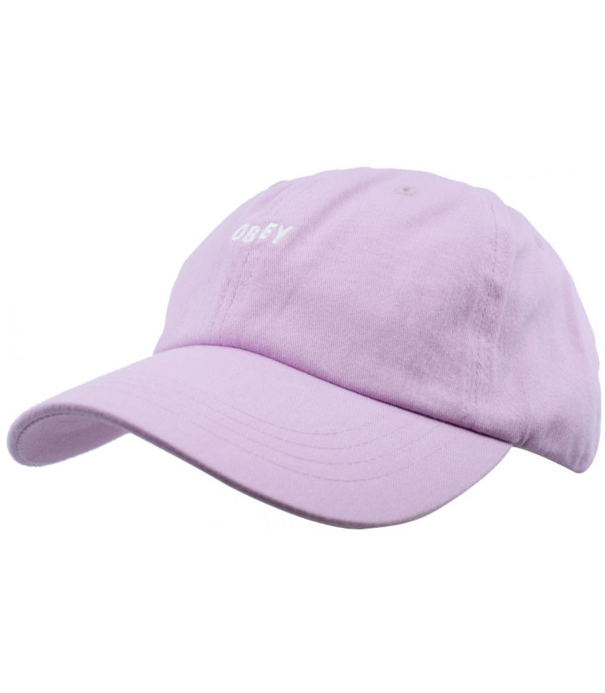Détails Jumble Bar III pale purple - image 2