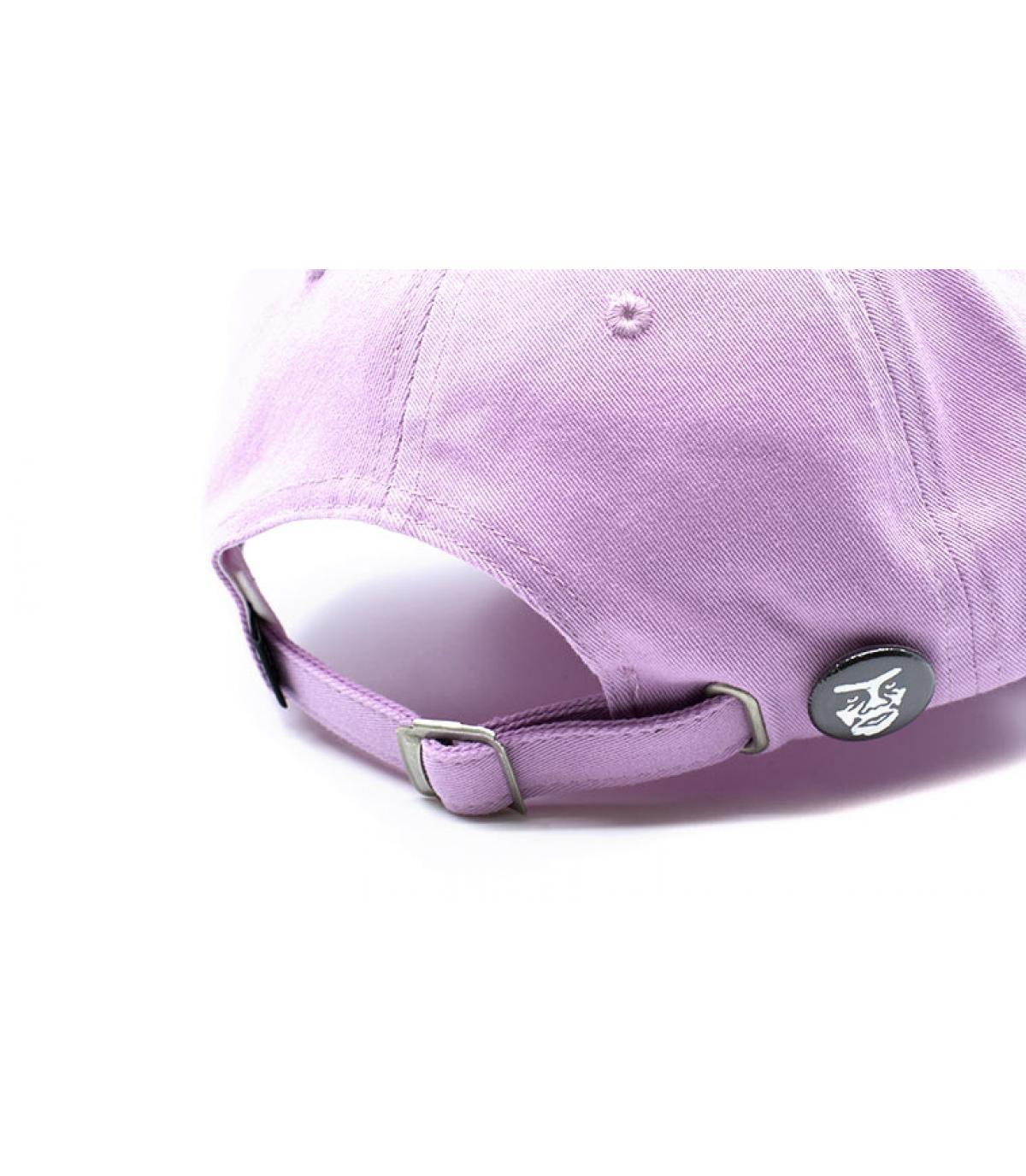 Détails Jumble Bar III pale purple - image 5