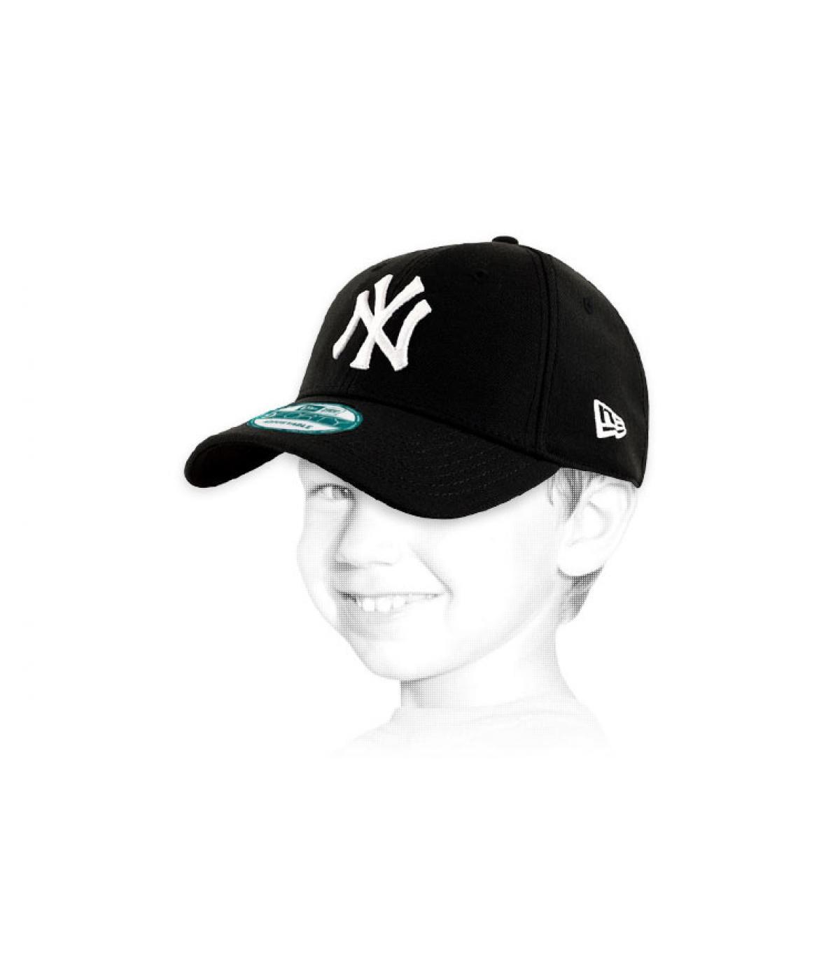 Détails Child 9Forty NY black - image 2